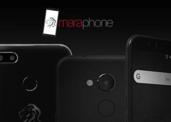 premier smartphone Africain