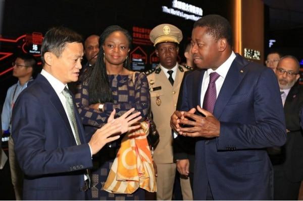 fondateur d'alibaba entrepreneurs du Togo